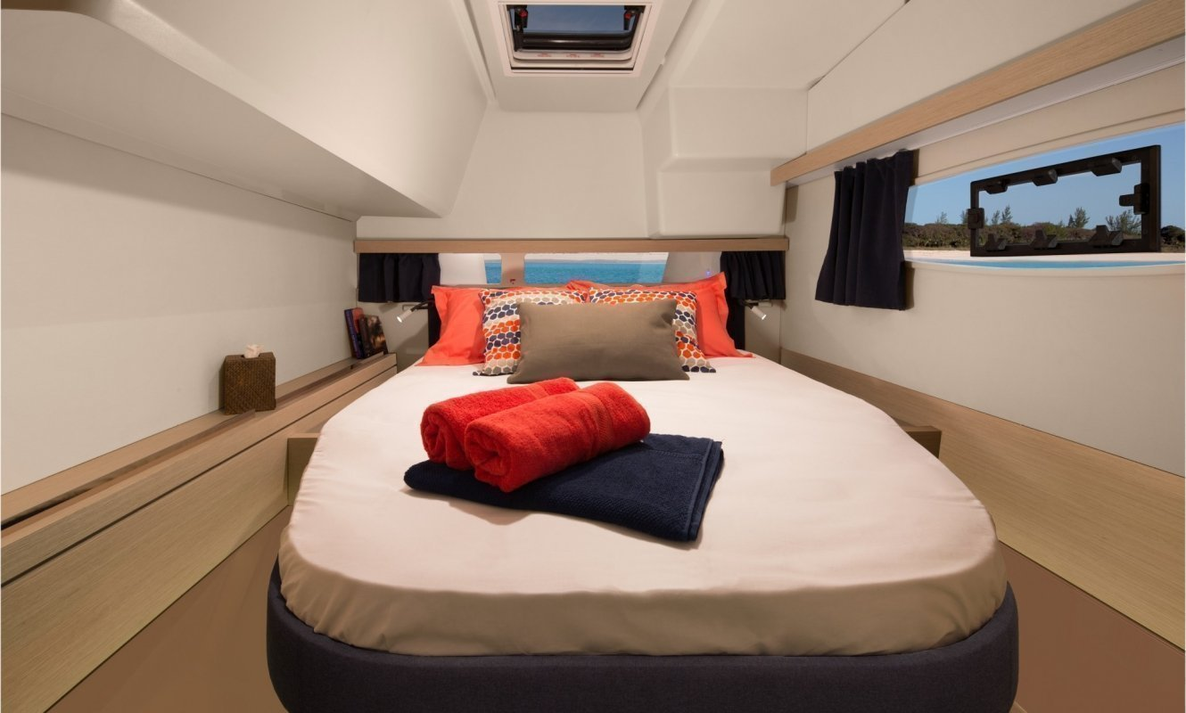 Fountaine Pajot Lucia 40 - 3 cab. (In Context (FRIDAY))  - 5