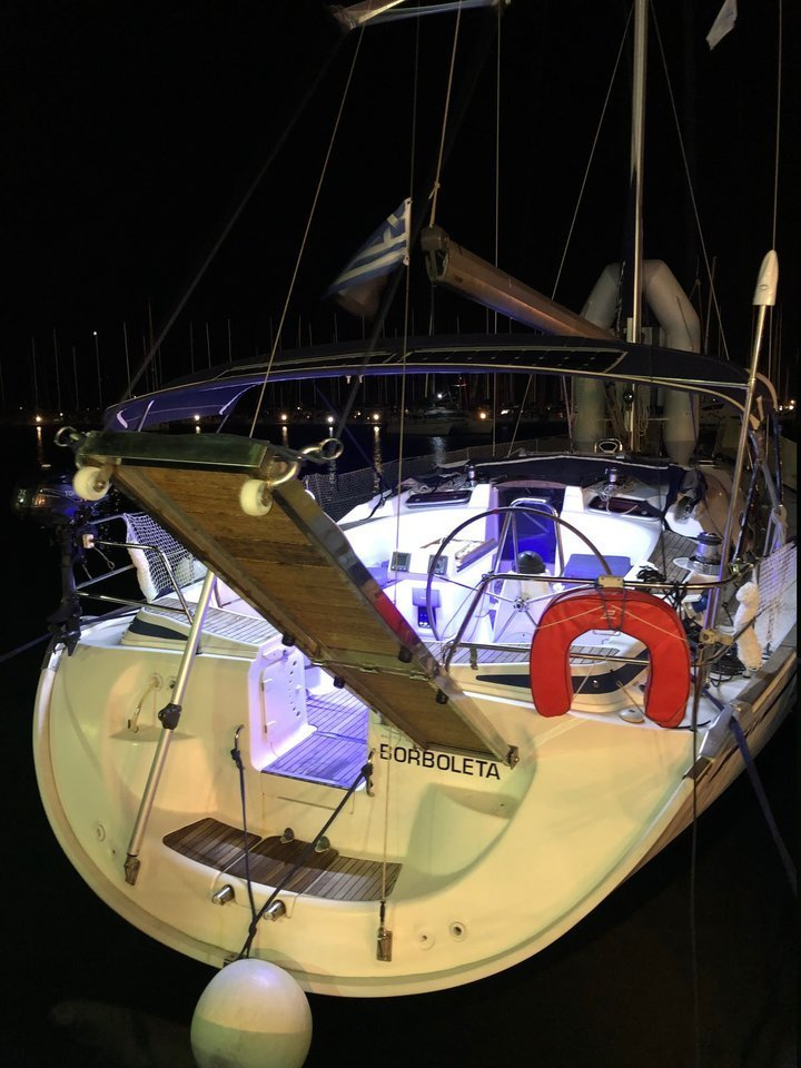 Bavaria 46 Cruiser (Borboleta)  - 4