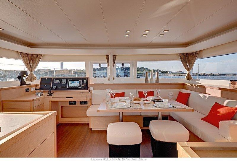 Lagoon 450 - 4 + 2 cab. (For Sail)  - 5