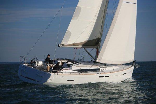 Sun Odyssey 439 (Kontiki)  - 0