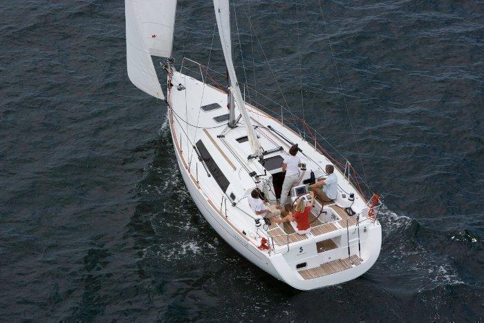 Oceanis 34 (STAR ELISABETH )  - 0