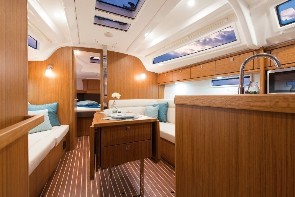 Bavaria Cruiser 37 - 3 cab. (ANGELIC)  - 19