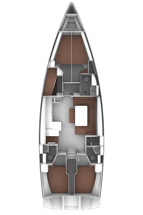 Bavaria Cruiser 51 (Sveti Ante)  - 1