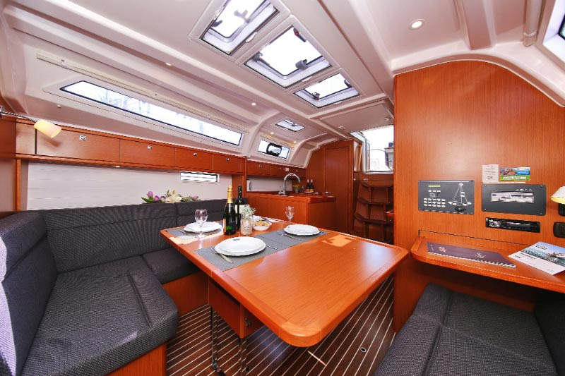 Bavaria Cruiser 37 - 3 cab. (Adriana)  - 12