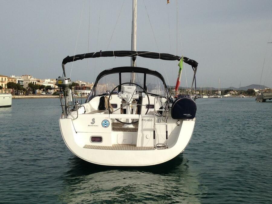 Oceanis 37 (Polaris)  - 4