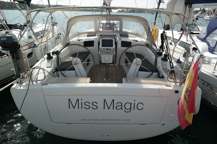 Hanse 415 (Miss Magic)  - 12