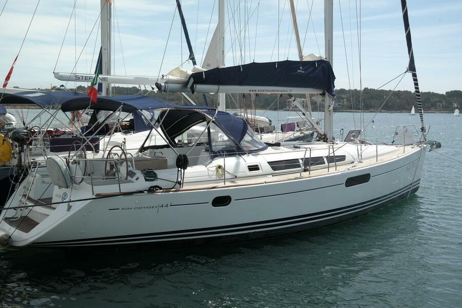 Sun Odyssey 44i (Alcor)  - 0