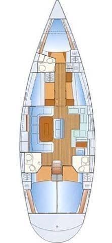 Bavaria 50 Cruiser (Sirius)  - 1