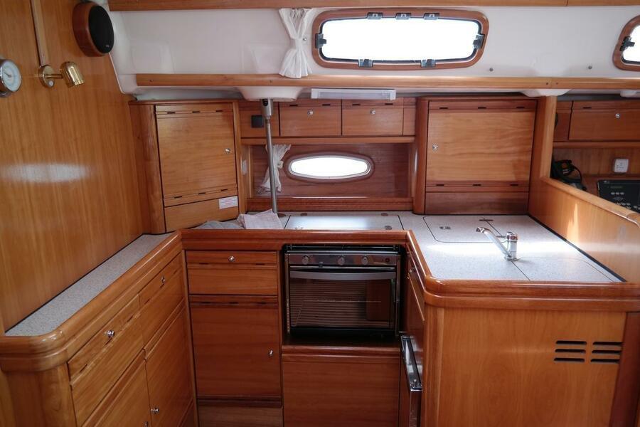 Bavaria 50 Cruiser (Sirius)  - 10