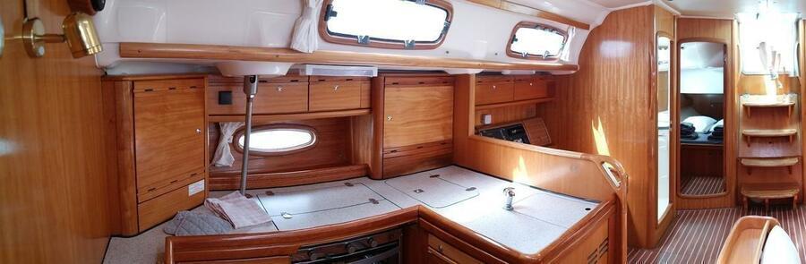 Bavaria 50 Cruiser (Sirius)  - 11