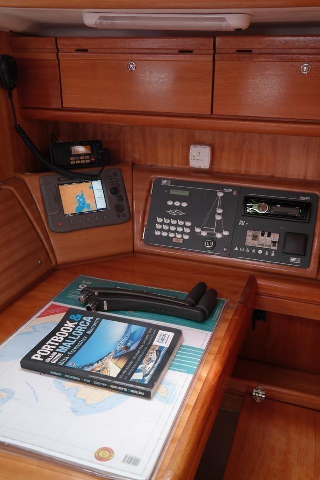 Bavaria 50 Cruiser (Sirius)  - 12