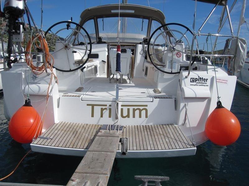 Sun Odyssey 469* (Trium)  - 0