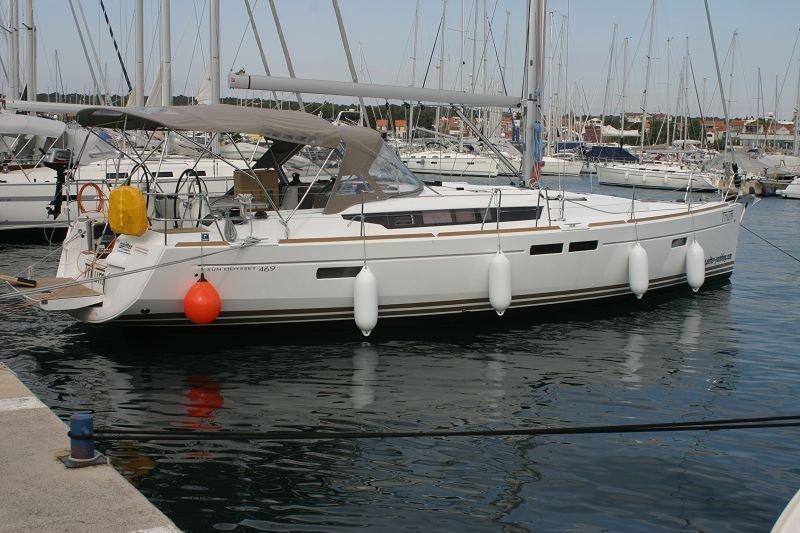 Sun Odyssey 469* (Trium)  - 2