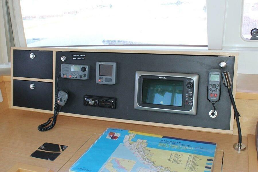 Lagoon 450 - 4 + 2 cab. (Gabriela I)  - 13