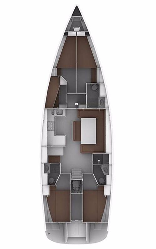 Bavaria Cruiser 50 (Lea Maria*)  - 1