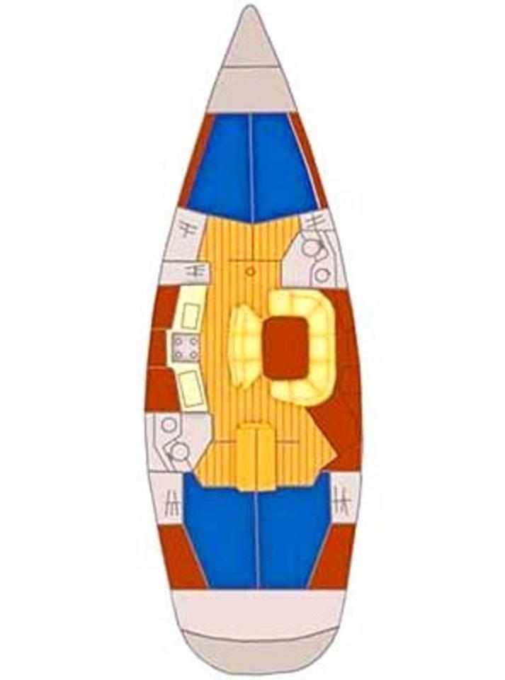 Sun Odyssey 45.2 (Szerenke)  - 1