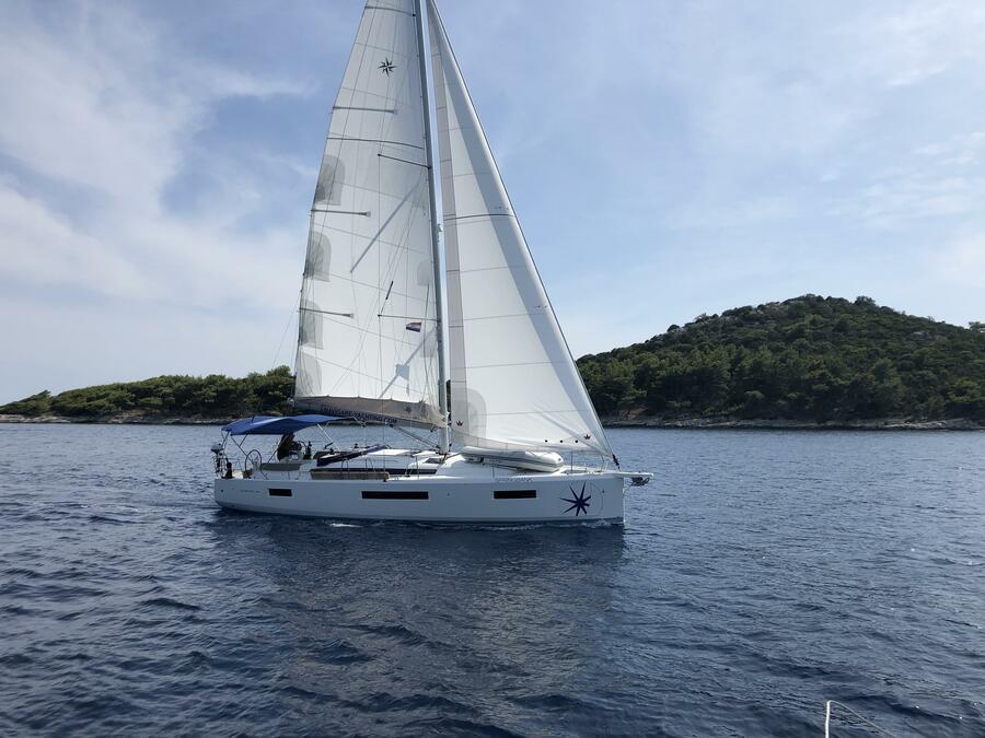 Sun Odyssey 440 (Springbank)  - 2