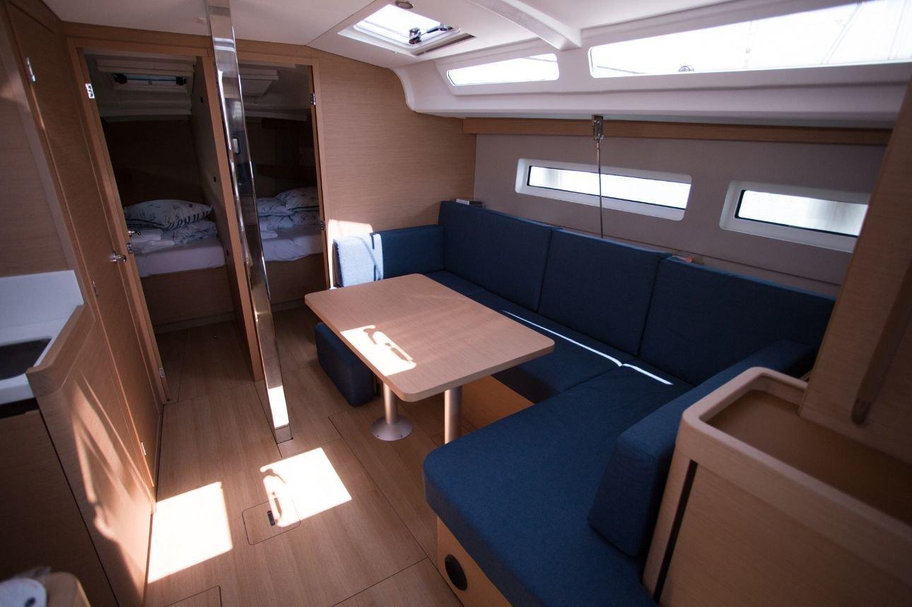 Sun Odyssey 440 (Elle of Sweden)  - 6