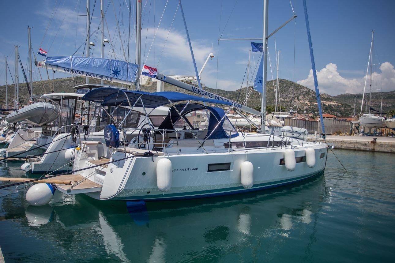 Sun Odyssey 440 (Martina)  - 2