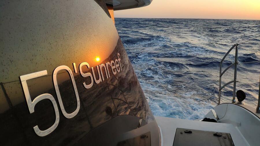 Sunreef 50 - 5 + 1 cab. (Tiril (Crewed))  - 18