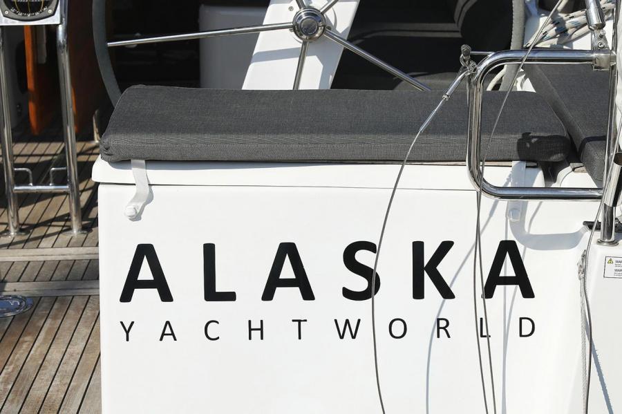 Hanse 455 (ALASKA)  - 15