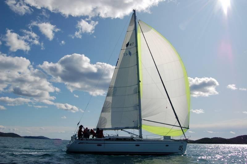 Bavaria 47 Cruiser (Caipirinha 43)  - 3