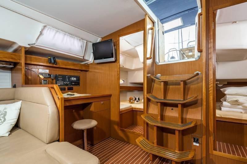 Bavaria 47 Cruiser (Caipirinha 43)  - 21