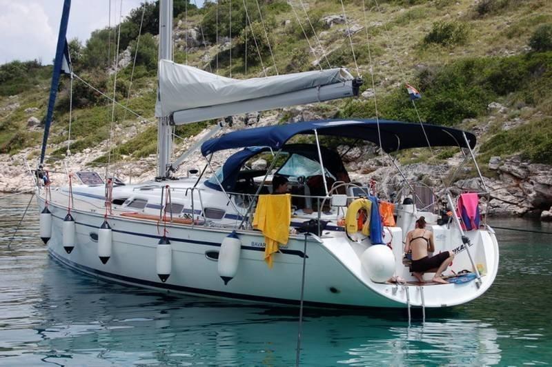 Bavaria 47 Cruiser (Daiquiri 42)  - 8