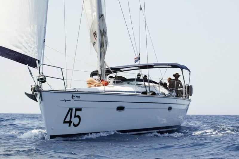 Bavaria 47 Cruiser (Gin Fizz 45)  - 5