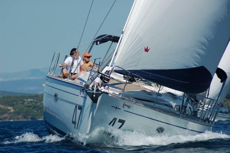 Bavaria 47 Cruiser (Gin Fizz 45)  - 9