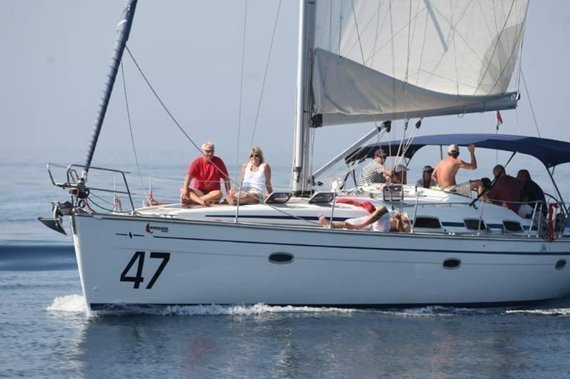 Bavaria 47 Cruiser (Gin Fizz 45)  - 12