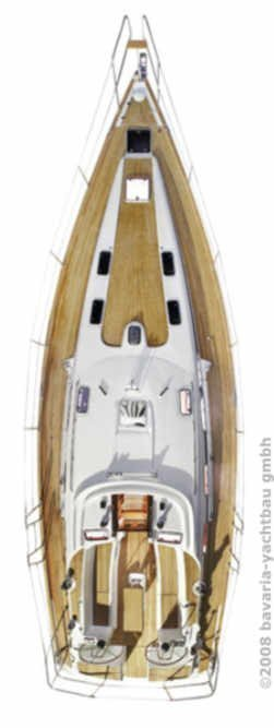 Bavaria 47 Cruiser (Mai Tai 44)  - 2
