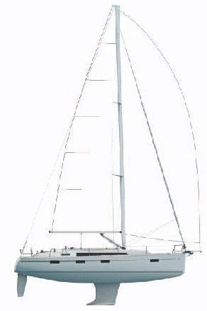 Bavaria Cruiser 41S (Rebel Rebel 8)  - 11