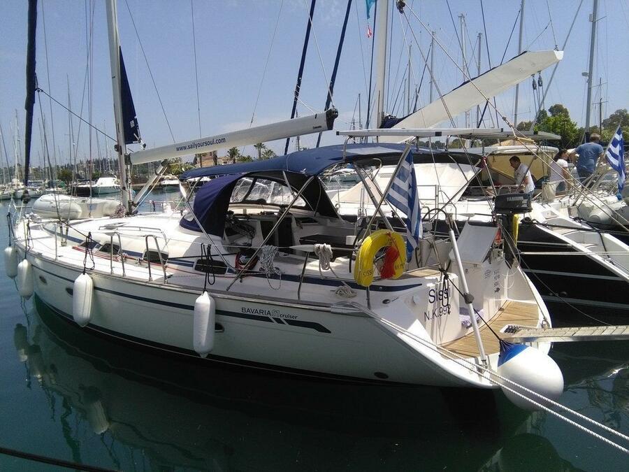 Bavaria 51 Cruiser (Sissi)  - 3