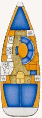 Sun Odyssey 34.2 (Cleo)  - 1
