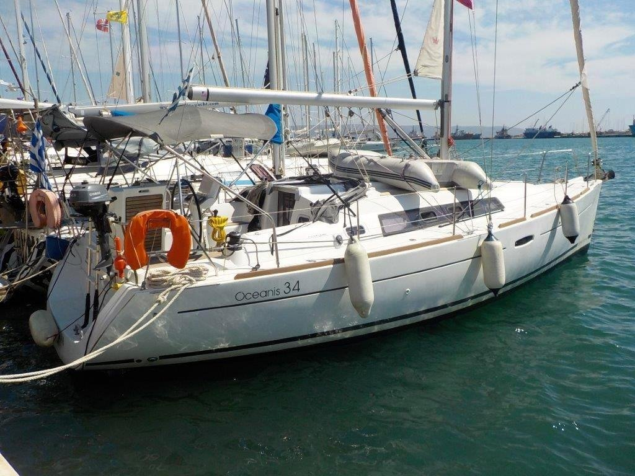 Oceanis 34 (Christiana)  - 0