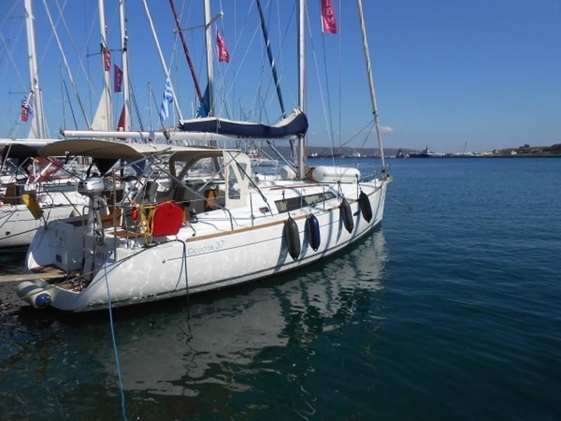 Oceanis 37 (Tamelos)  - 0