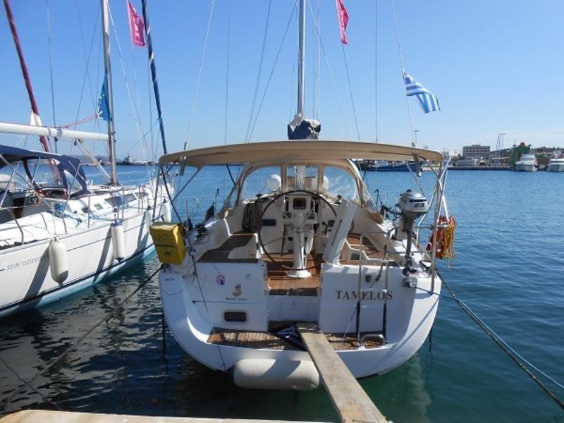 Oceanis 37 (Tamelos)  - 2