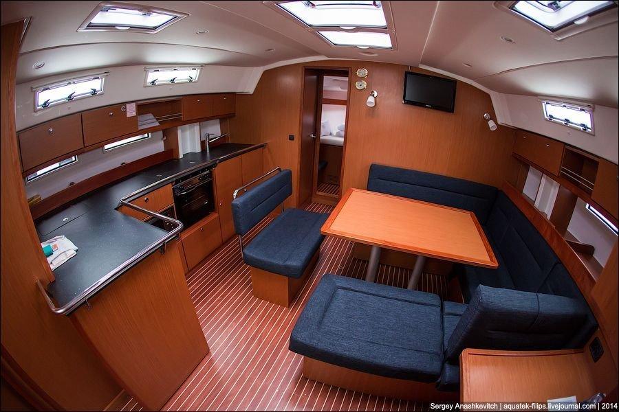 Bavaria Cruiser 45 - 4 cab. (PINTULA)  - 6
