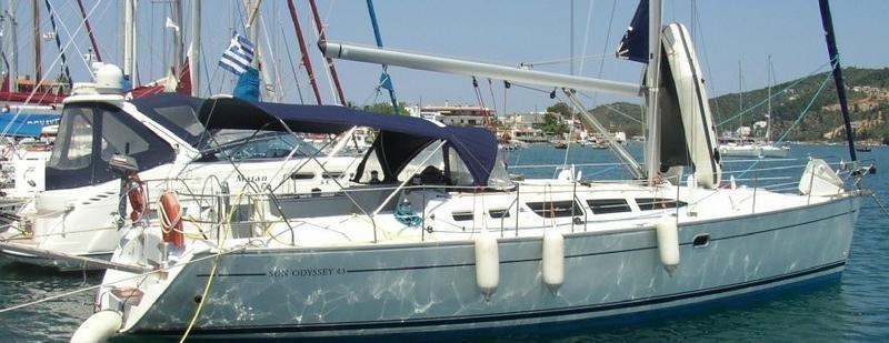 Sun Odyssey 43 (Veni I)  - 2