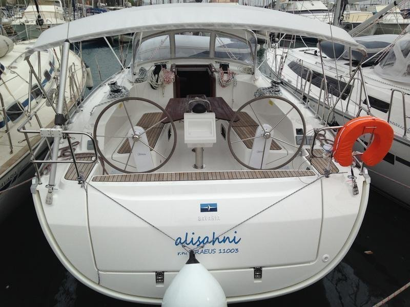 Bavaria Cruiser 41 - 3 cab. (Alisahni)  - 0