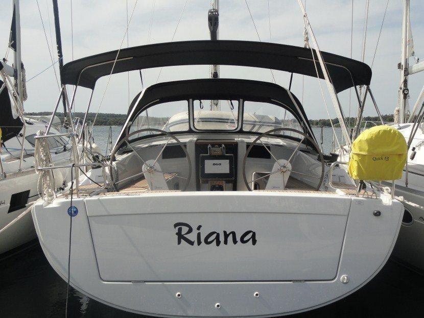 Hanse 385 (Riana)  - 0