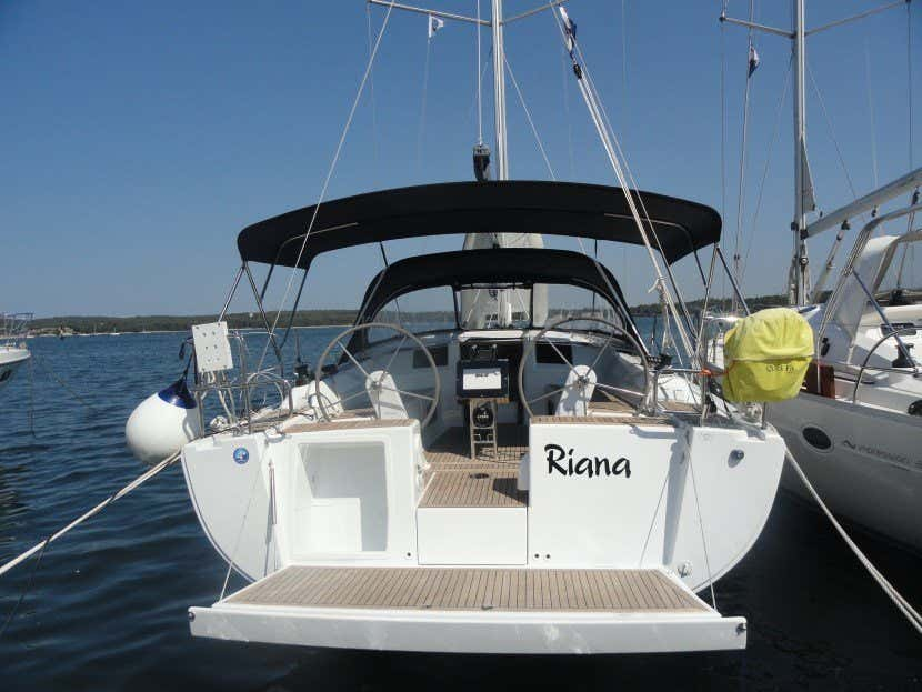 Hanse 385 (Riana)  - 2