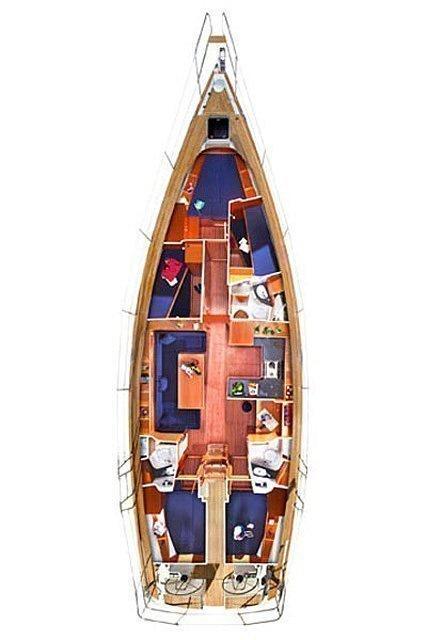 Bavaria 51 Cruiser (Sea You)  - 1