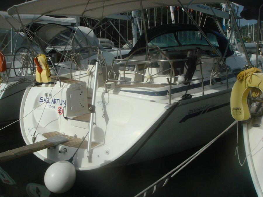 Bavaria 42 Cruiser (Sail Artun)  - 2