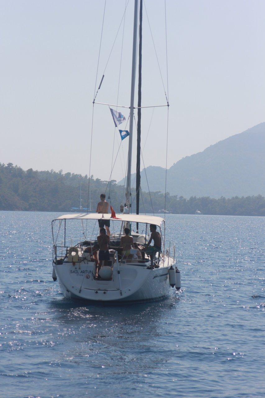 Bavaria 42 Cruiser (Sail Artun)  - 3