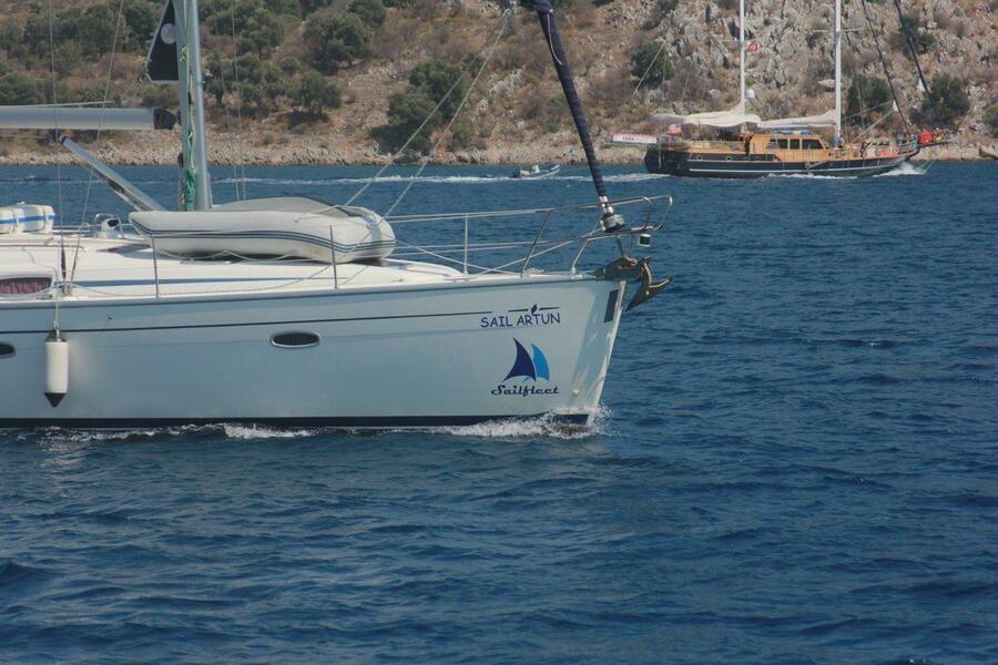 Bavaria 42 Cruiser (Sail Artun)  - 4