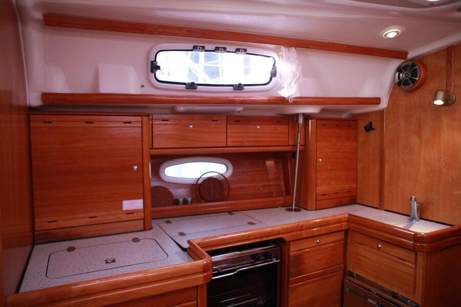 Bavaria 42 Cruiser (Sail Artun)  - 6