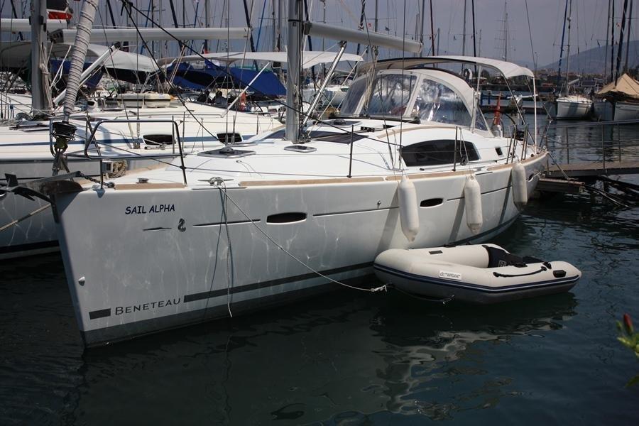 Oceanis 40  (Sail Alpha)  - 0