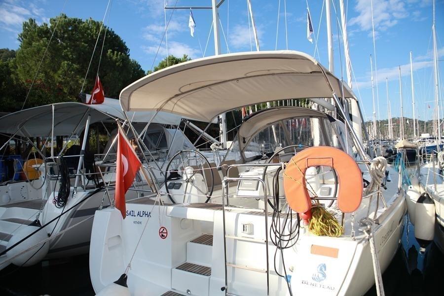 Oceanis 40  (Sail Alpha)  - 1